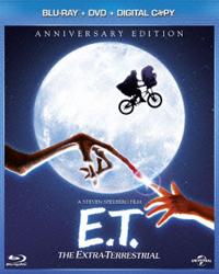映画 E.T.-[Blu-ray] DVD