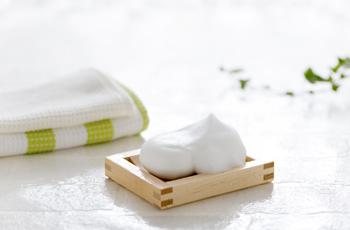 固形石鹸の保存方法