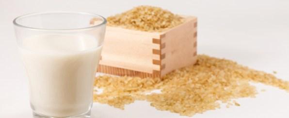 毎日ゴクゴク 玄米ミルクスムージーで飲む紫外線ケア