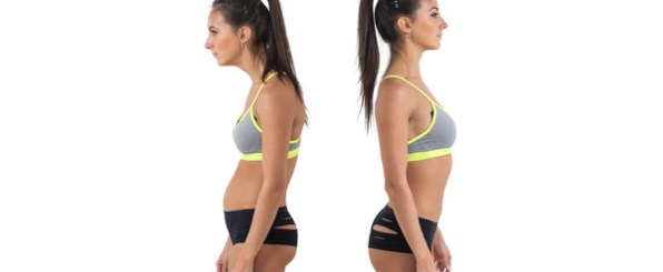 姿勢が悪いと痩せられない?姿勢改善でマイナス3キロも夢じゃない!