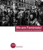 """Cover """"We are Feminists"""""""
