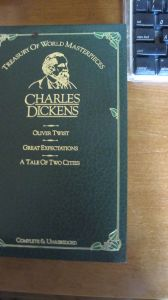Charles Dickens Treasury of World Masterpieces