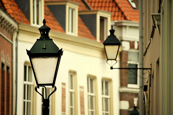 Zomaar een straat in Breda