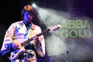 Tribute band Abba Gold