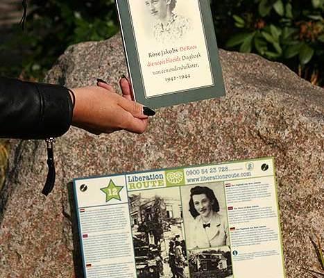 Rose Jacobs schreef een prachtig oorlogsdagboek over de Tweede Wereldoorlog in de buurt van Nijmegen