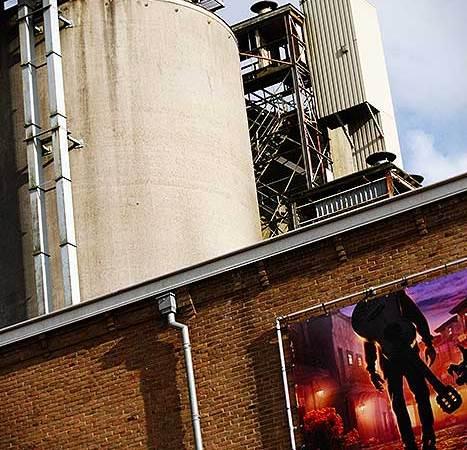 In ging naar de Industry Bioscoop in Veghel en bezocht Dunkirk