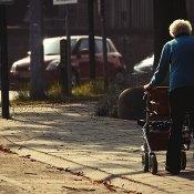 Een kwart van onze ouderen is ongewild een Binnenblijf bejaarde