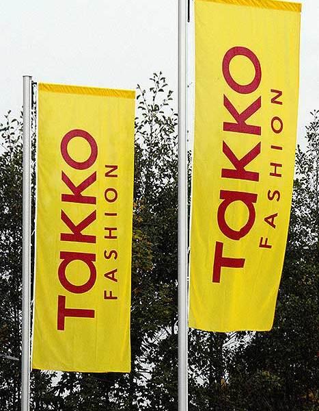Takko is een Duitse winkelketen met betaalbare kleding