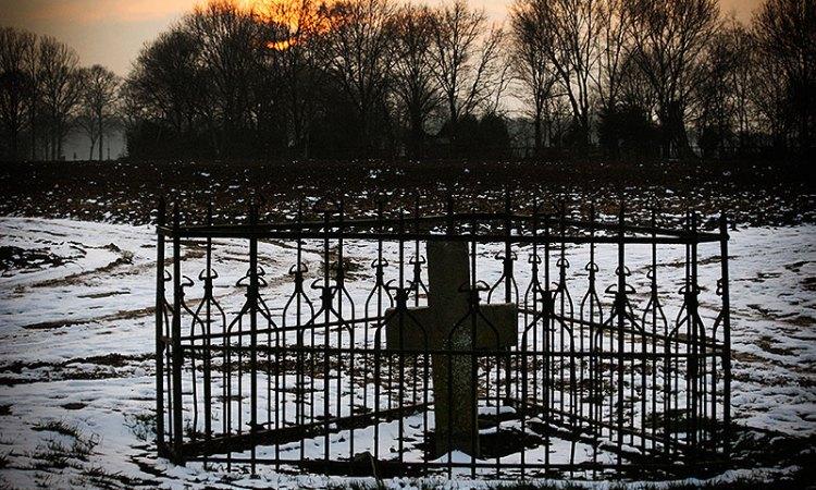 Het laatste stenen hagelkruis van Nederland