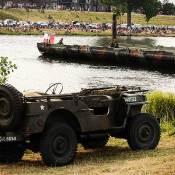 Fotoserie: De pontonbrug van Cuijk