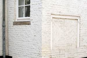 Dichtgemetselde ramen