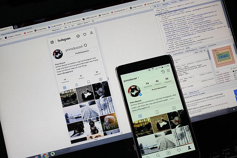 7 Nadelen aan Instagram en hoe je zonder app kan werken