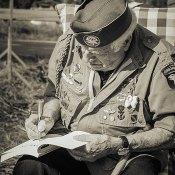 Boek laten tekenen door de schrijver