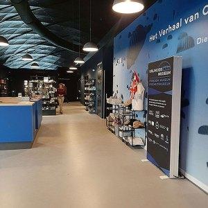 Entree museum Groesbeek