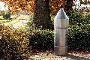Monument Tweede Wereldoorlog Groesbeek