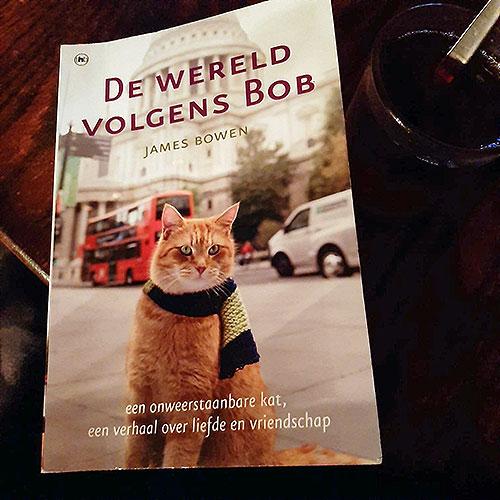 Wereld van Bob boek
