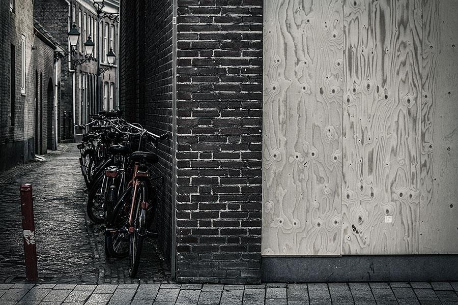 Fotoserie: Met rellen krijg je Nederland niet verslagen