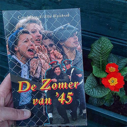 Boek de zomer van '45
