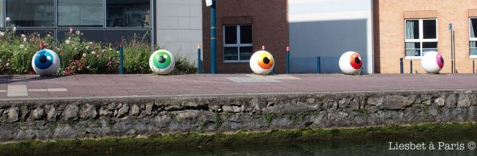 Eyes everywhere
