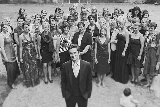 Fotoliebe  Lieschen heiratet