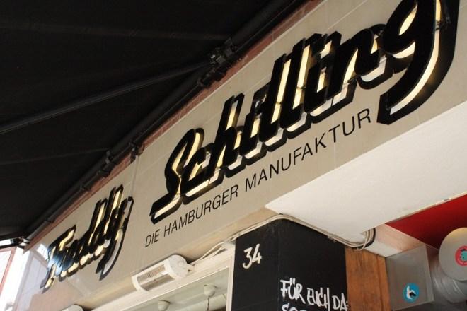 Freddy Schilling Burger