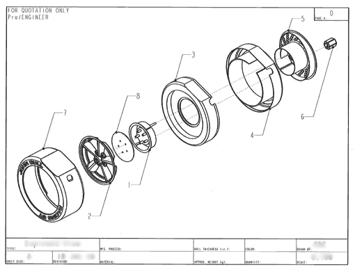 Technical Drawing Examples