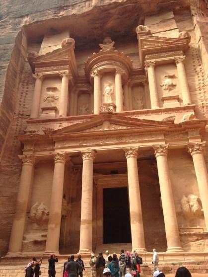 Petra, The Treasury
