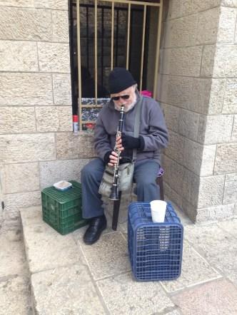 street musician?