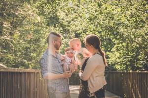 familieshoot in de Gentbrugse Meersen
