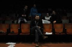 """Po švenčių – spektaklio """"Hamletas mirė. Gravitacijos nėra"""" premjera"""