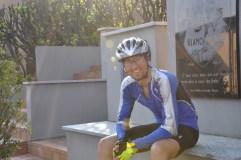 DIDŽIOJI BRITANIJA. Lietuvis bandys dviračiu numinti 3 200 kilometrų