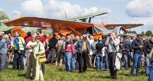 Aviacijos šventė nepaliko abejingų