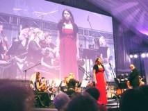 Šv. Kristoforo kamerinio orkestro ir solistės Lioros Grodnokaitės sėkmė Varšuvoje