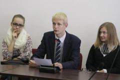 """Į Birštono savivaldybę moksleivius kvietė renginys """"Birštono valdžia – jaunimo rankose"""""""