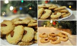 Sausainiai su migdolais