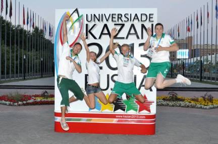 Universiada Kazan2013