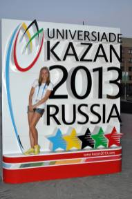 Univrsiada Kazan2013