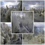 Ledo karalyste žiemą virstanti Estija