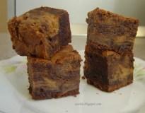 Karamelinis sūrio šokoladainis