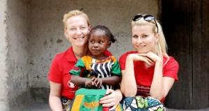 Zambijos gyventojų akyse – dėkingumo lietuviams ašaros