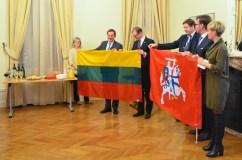 BELGIJA. Briuselyje oficialiai atidarytas Lietuvių kultūros centras