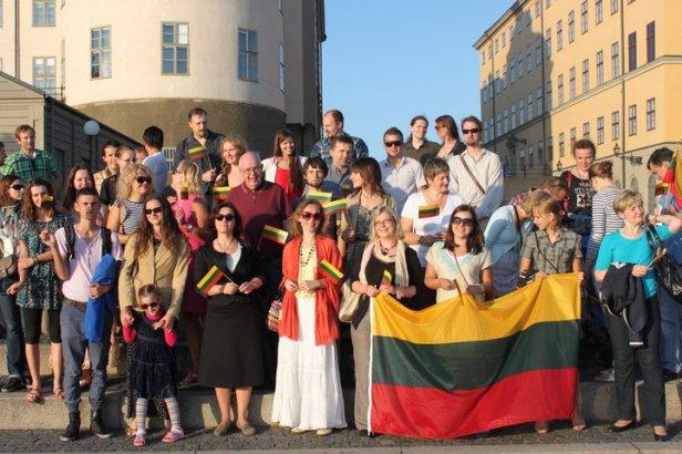 Lietuvos himno giedotojai liepos 6 d.