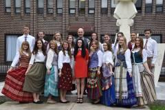 Lietuvių švietimo ir kultūros ugdymo židinys Čikagoje