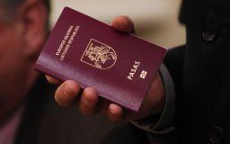 Paskelbtas referendumas dėl dvigubos pilietybės