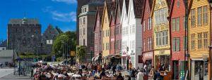 Bergene pristatytos investavimo, turizmo Lietuvoje galimybės ir unikalus lietuvių projektas