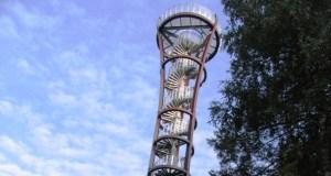 Labanoro apžvalgos bokštas – aukščiausias Lietuvoje