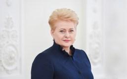 Knyga apie Prezidentę Dalią Grybauskaitę tapo viena populiariausių dar nė nepasirodžiusi