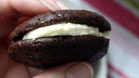 Pertepti šokoladiniai sausainiai