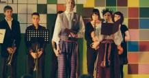 Renginys, skirtas Lietuvos valstybingumo atkūrimo 25-mečiui ir Vasario 16-osios gimnazijos įkūrimo 65-mečiui