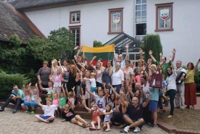 Tarptautinė vasaros stovykla, skirta lietuviams ir lietuvių kilmės vaikams, gyvenantiems ne Lietuvoje